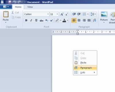 WordPad 5